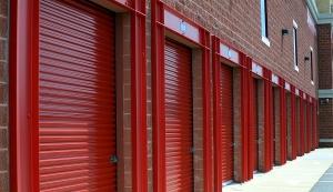 ezStorage outdoor storage units