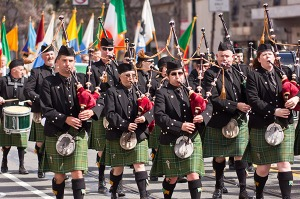 Pipes and Drums-Baltimore
