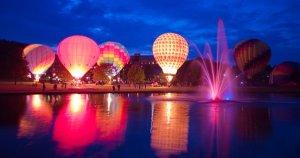 Balloon Glow-Turf Valley Balloon Festival