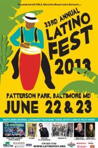 Latino Fest 2013