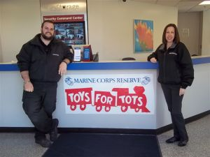 Woodbridge ezStorage and Toys for Tots