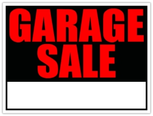 7 Tips for Having a Successful Garage Sale