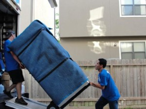Tips for Appliance Moving and Storage