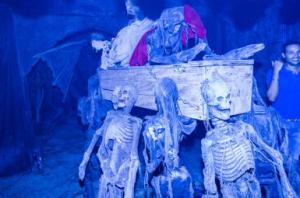 Haunted Attractions in Maryland, Washington DC and Northern Virginia