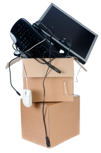 Tips for packing and moving electronics
