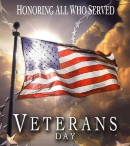 Veterans Day Events in DC
