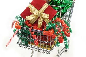 holiday shopping and self storage