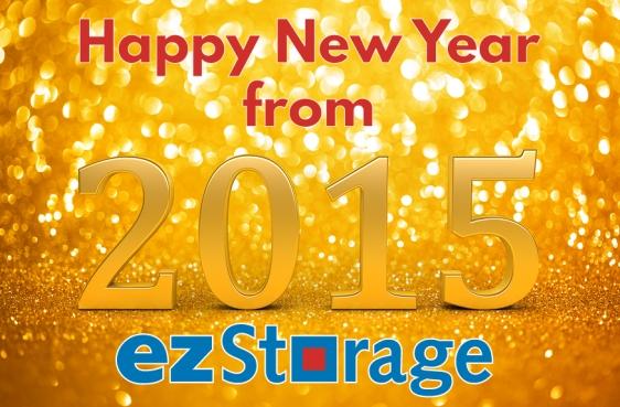 Happy New Year from ezStorage