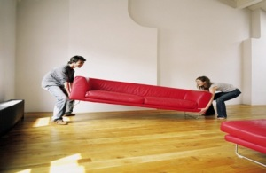 How to Move & Store a Couch